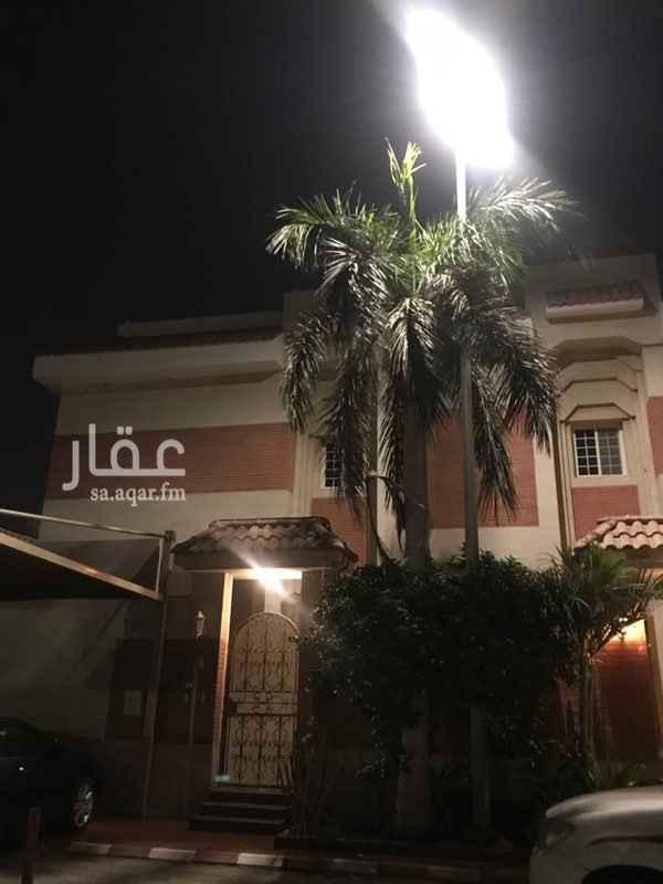 فيلا للإيجار في شارع محمد العسكري ، حي النعيم ، جدة ، جدة