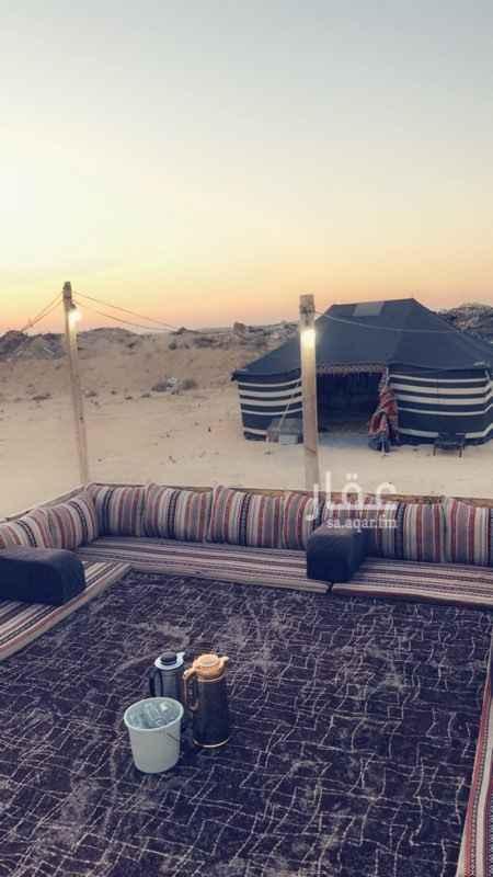 مخيم للإيجار في حي الشعلة ، الدمام