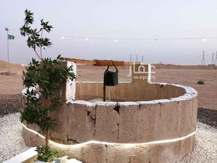 مخيم للإيجار في طريق بنبان المطار ، حي بنبان ، الرياض ، الرياض