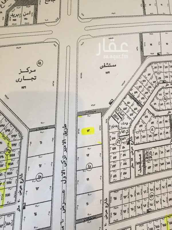 أرض للبيع في طريق الامير تركي بن عبدالعزيز الاول, القيروان, الرياض