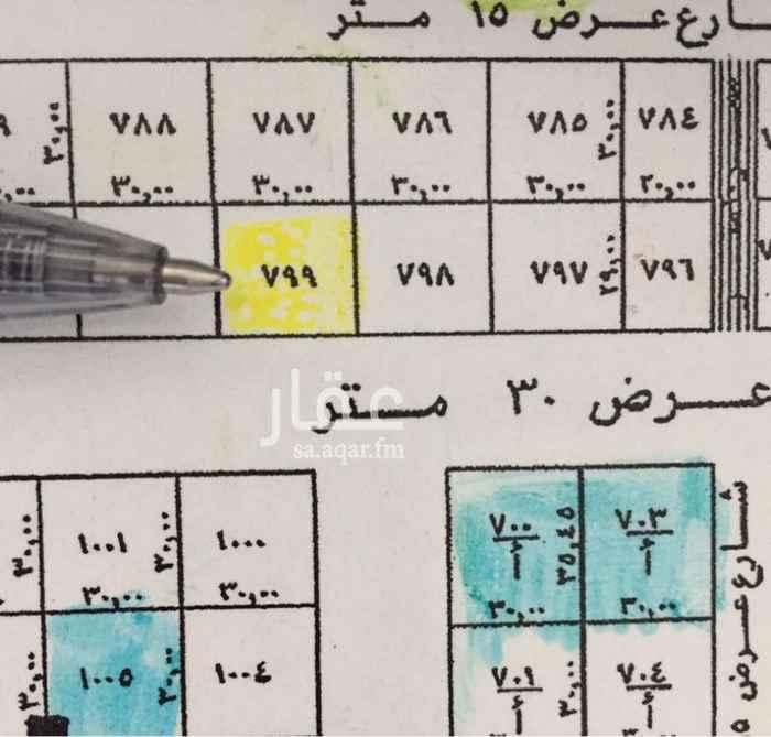 أرض للبيع في شارع عبدالله غازي, القيروان, الرياض