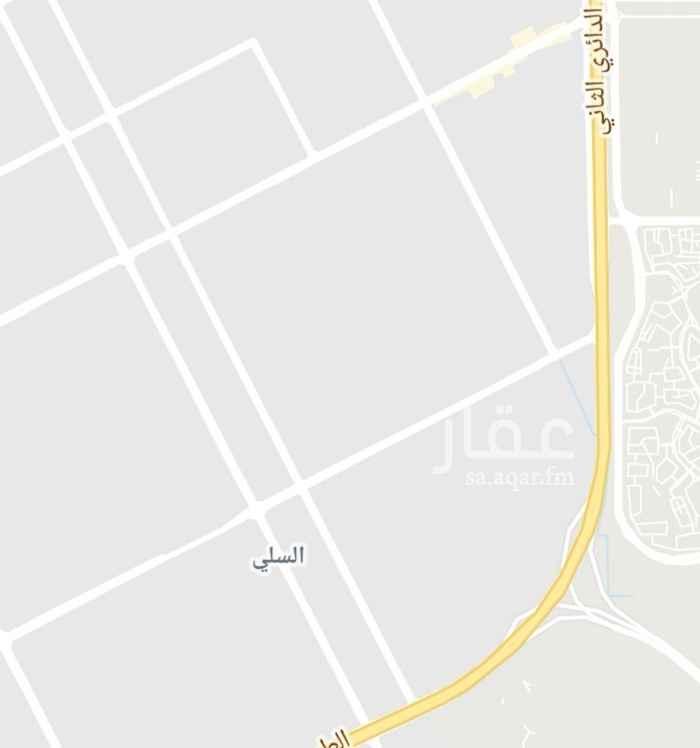 أرض للبيع في شارع ملوى ، حي السلي ، الرياض ، الرياض