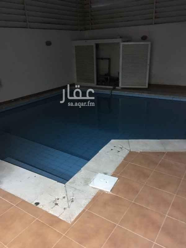 فيلا للإيجار في شارع محمود السبكي ، حي النعيم ، جدة