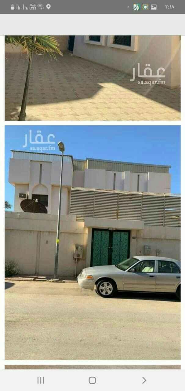 فيلا للبيع في شارع وادي حلفا ، حي الملك فهد ، الرياض ، الرياض