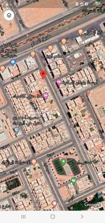 أرض للبيع في شارع عسير ، حي اليرموك ، الرياض ، الرياض