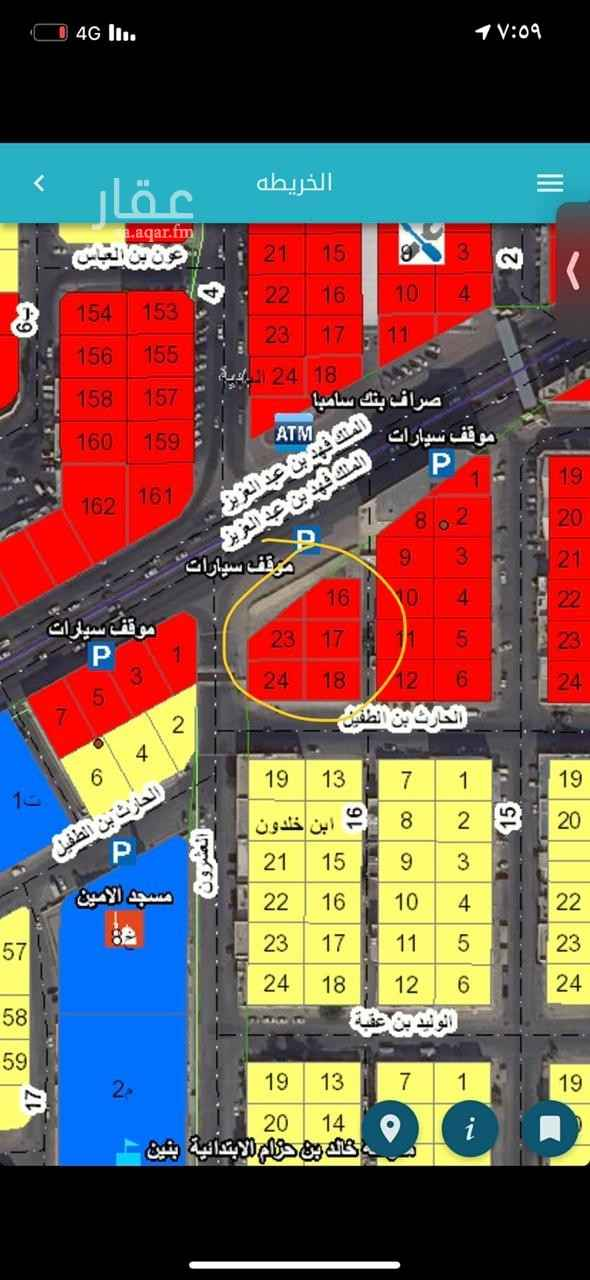 أرض للإيجار في طريق الملك فهد بن عبد العزيز ، حي ابن خلدون ، الدمام ، الدمام
