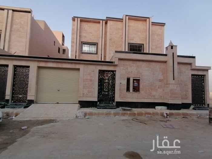 فيلا للبيع في شارع نجم الدين الأيوبي ، حي ظهرة نمار ، الرياض ، الرياض