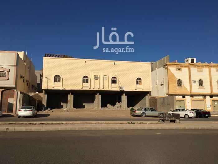 عمارة للبيع في حي بني بياضة ، المدينة المنورة ، المدينة المنورة