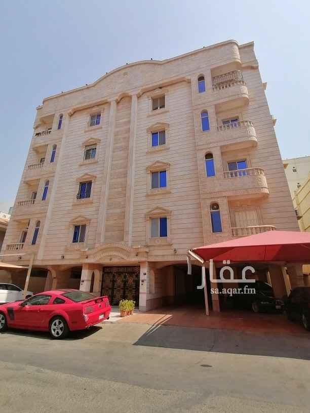 شقة للإيجار في شارع ابو بصره الغفاري ، حي الزهراء ، جدة