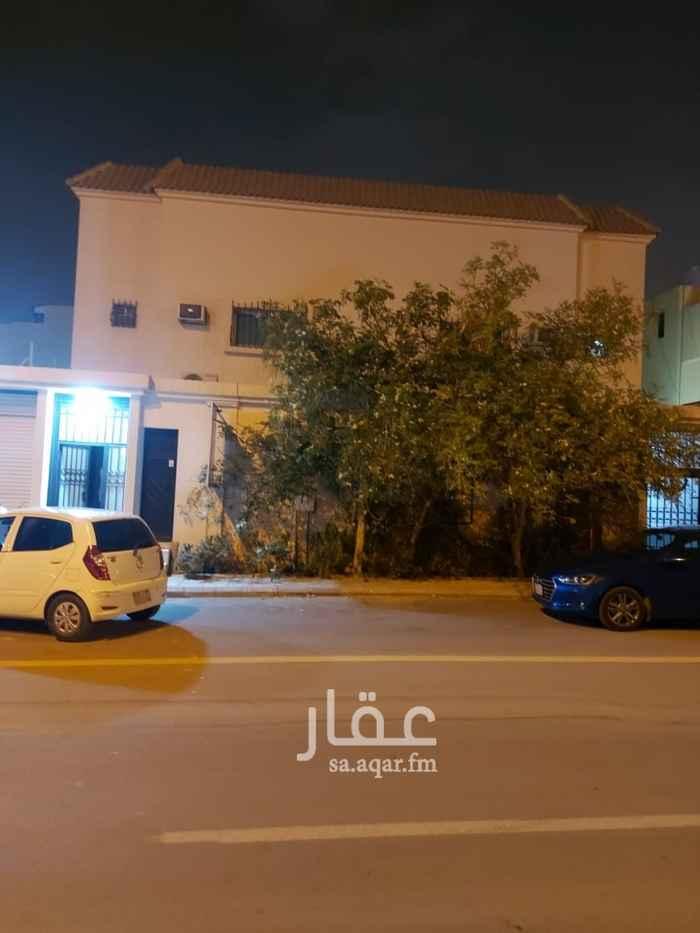 فيلا للإيجار في شارع ام القوين ، حي العقيق ، الرياض