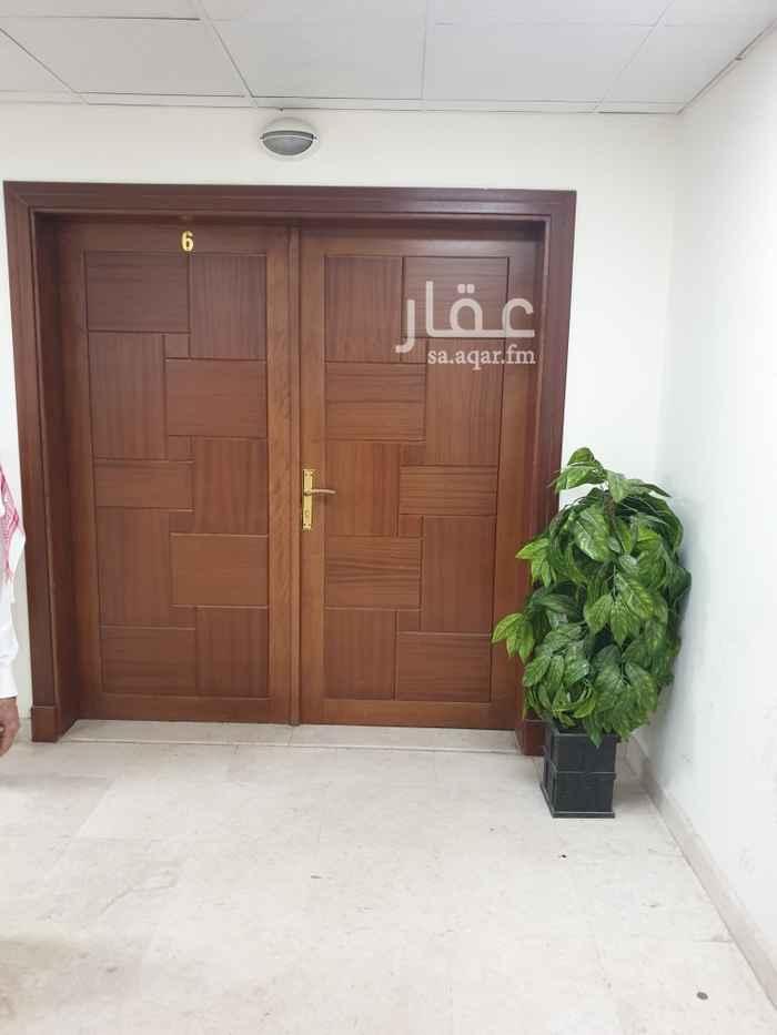 مكتب تجاري للإيجار في طريق عمر بن عبدالعزيز ، حي الزهراء ، الرياض ، الرياض