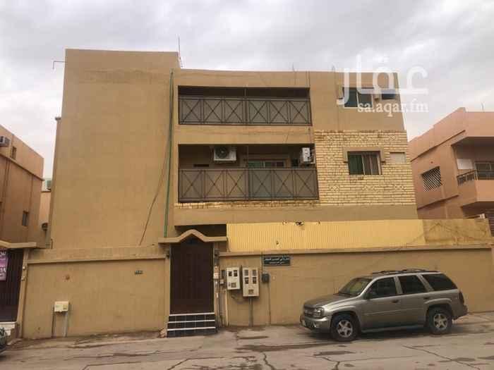 دور للإيجار في شارع ابي الحسن العطار ، حي السليمانية ، الرياض