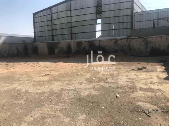 مستودع للإيجار في شارع نهر الليطاني ، حي السلي ، الرياض