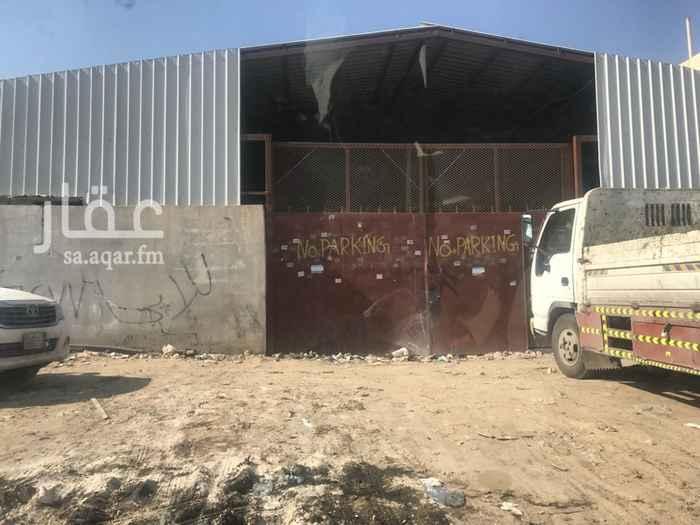 مستودع للإيجار في شارع جاكرتا ، حي السلي ، الرياض