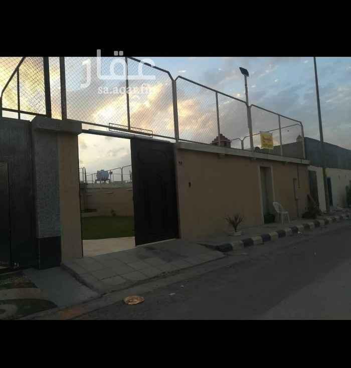 استراحة للبيع في شارع الرنية ، حي السعادة ، الرياض