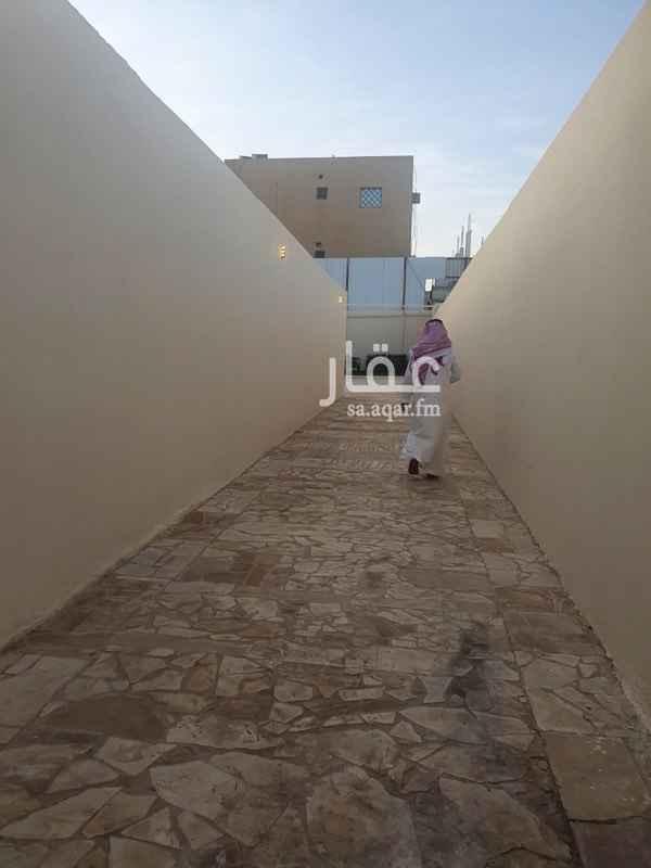 استراحة للبيع في شارع ابراهيم الحميدي ، حي الرمال ، الرياض ، الرياض