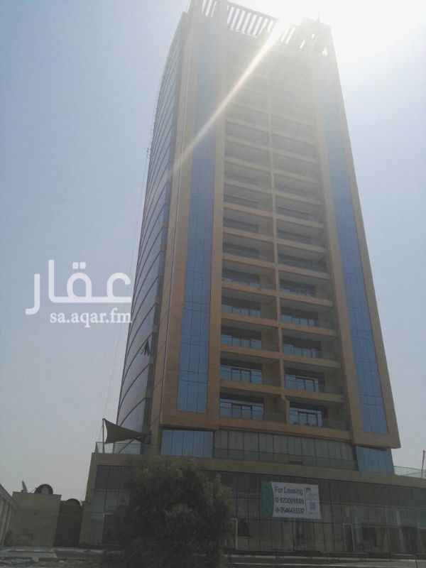 شقة للبيع في C180 البرج ، طريق الملك عبدالعزيز ، حي أبحر الجنوبية ، جدة