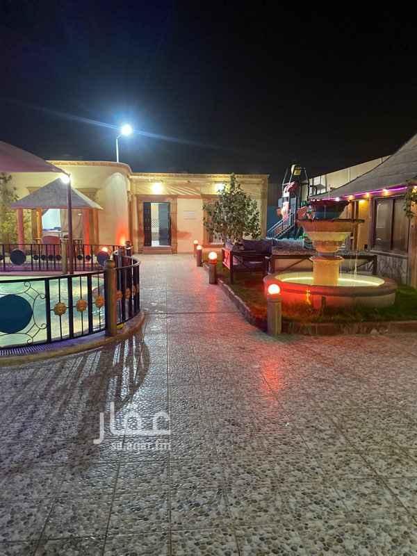 استراحة للإيجار في شارع نوفه ، حي الرمال ، الرياض ، الرياض