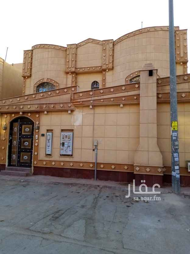 فيلا للإيجار في شارع محمد عبدالله البرقي ، حي المونسية ، الرياض