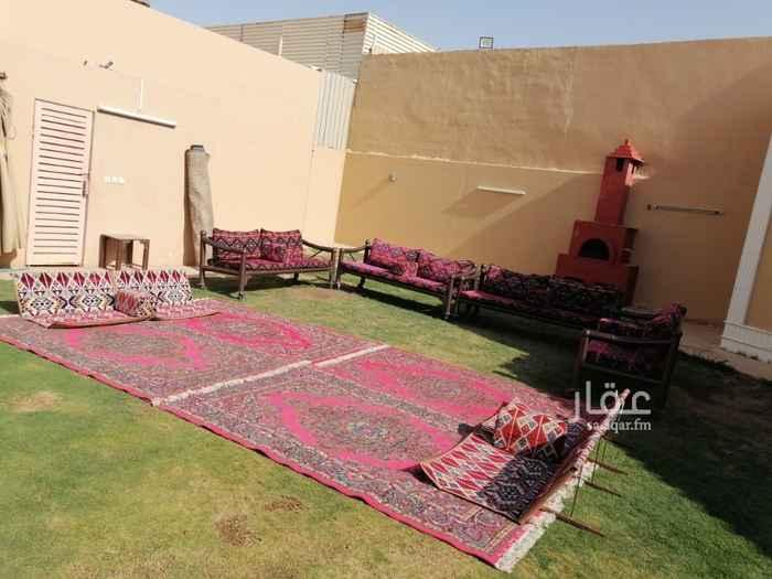 استراحة للإيجار في حي القادسية ، الرياض ، الرياض