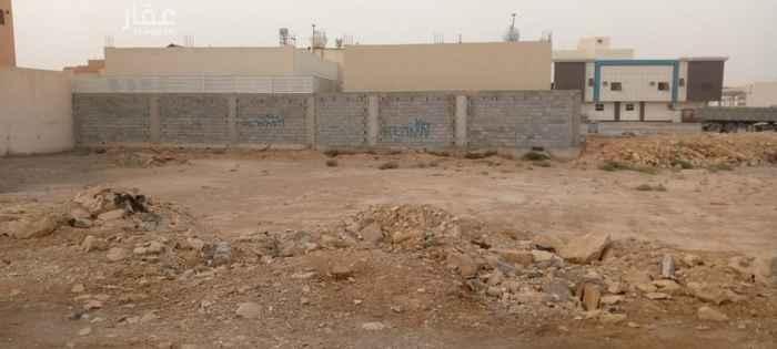 أرض للبيع في شارع نجم الدين الأيوبي الفرعي ، حي طويق ، الرياض ، الرياض