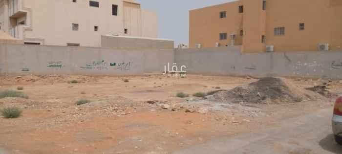 أرض للبيع في شارع اصبغ بن محمد ، حي ظهرة نمار ، الرياض ، الرياض