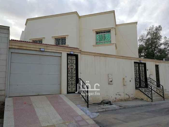فيلا للإيجار في شارع ال ثنيان ، حي ظهرة البديعة ، الرياض ، الرياض