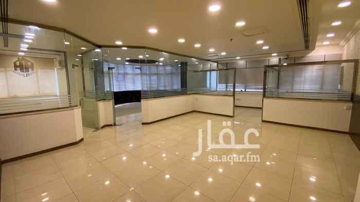 مكتب تجاري للإيجار في مجمع النور ، حي بئر عثمان ، المدينة المنورة ، المدينة المنورة