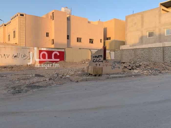أرض للبيع في شارع وادي المقراة ، حي بدر ، الرياض ، الرياض
