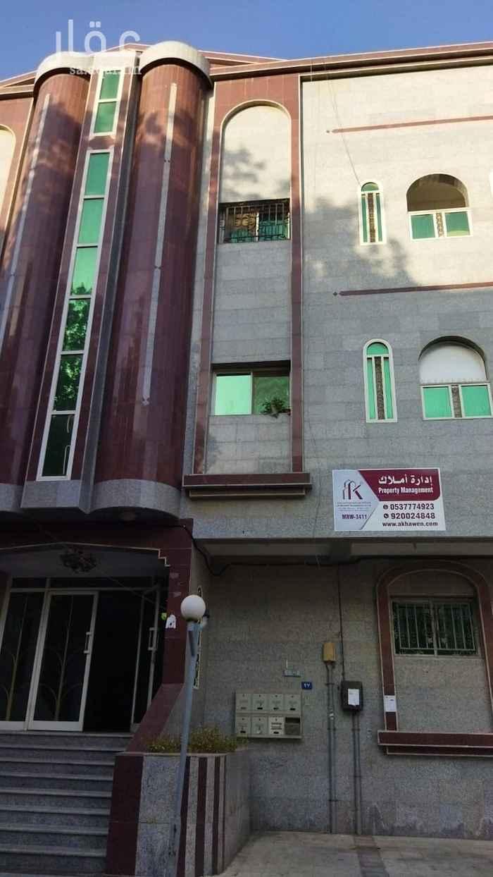 شقة للإيجار في شارع الشماخي ، حي المروة ، جدة ، جدة