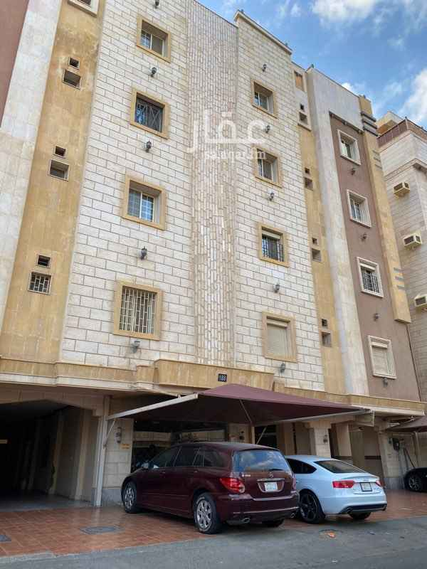 شقة للإيجار في شارع اسحاق الرهاوي ، حي المروة ، جدة ، جدة
