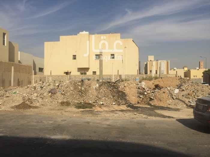 أرض للبيع في شارع نهر البردوني ، حي الصحافة ، الرياض