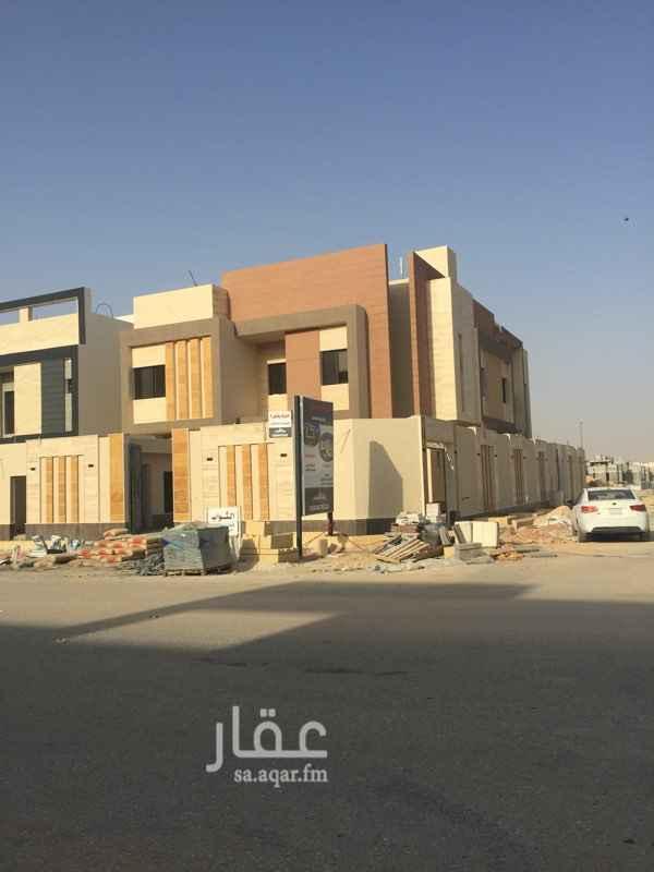 فيلا للبيع في شارع المجامين ، حي الملقا ، الرياض ، الرياض