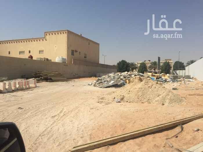 أرض للبيع في شارع داريا ، حي العقيق ، الرياض ، الرياض