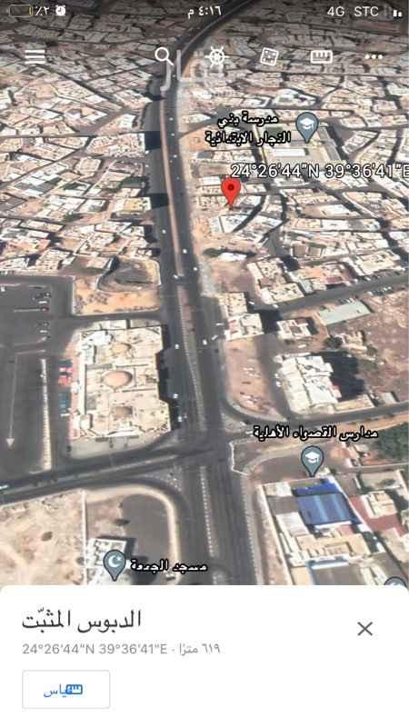 عمارة للبيع في حي الدويمة ، المدينة المنورة ، المدينة المنورة