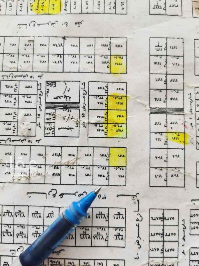 أرض للبيع في شارع عمر بن وهب ، حي المهدية ، الرياض ، الرياض