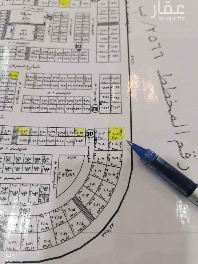 أرض للبيع في حي ، شارع وادي الحسنا ، حي المهدية ، الرياض ، الرياض