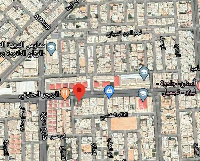 أرض للبيع في الطريق الدائري الشرقي الفرعي ، حي الريان ، الرياض ، الرياض