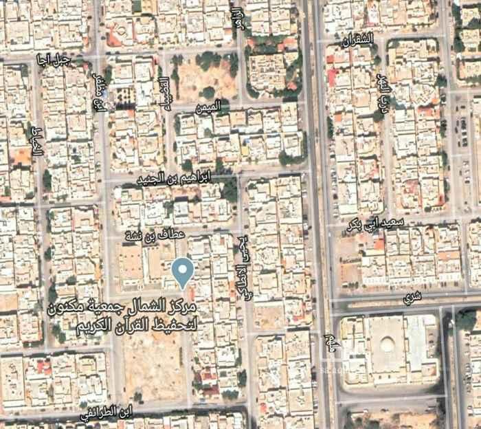 أرض للبيع في شارع اسماعيل بن مبارك ، حي الازدهار ، الرياض ، الرياض