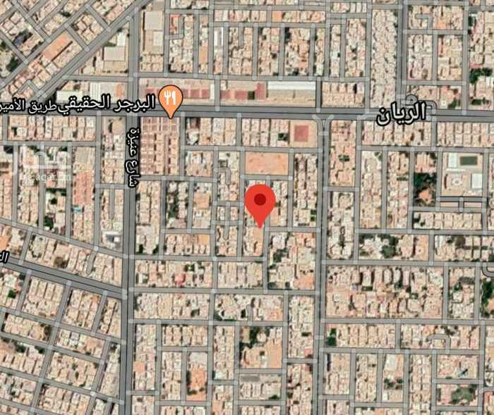 أرض للبيع في شارع بهجت البيطار ، حي الريان ، الرياض ، الرياض