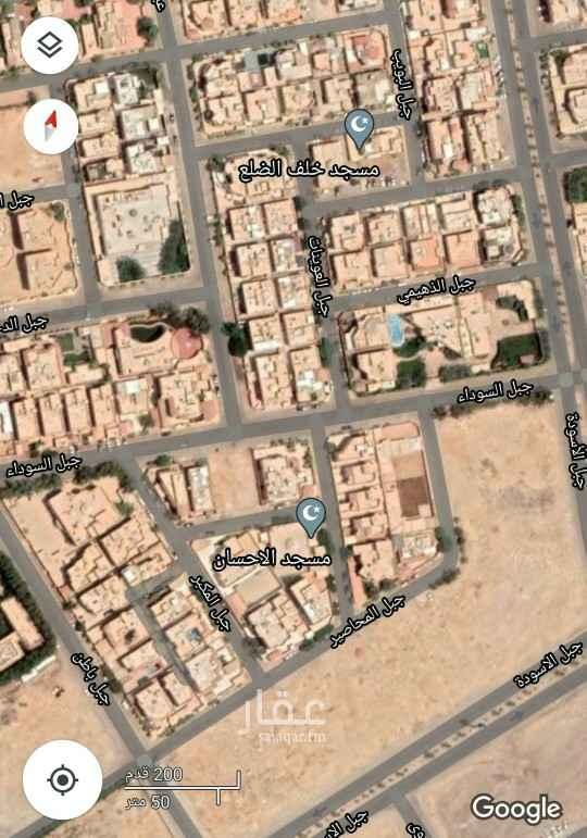 أرض للبيع في شارع جبل السوداء ، حي النخيل ، الرياض ، الرياض