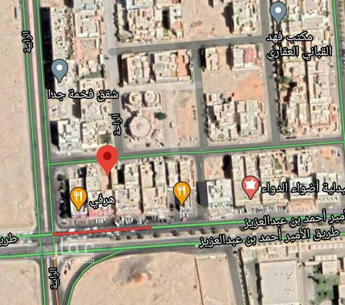 أرض للبيع في شارع الوادي ، حي هجرة لبن ، الرياض ، الرياض