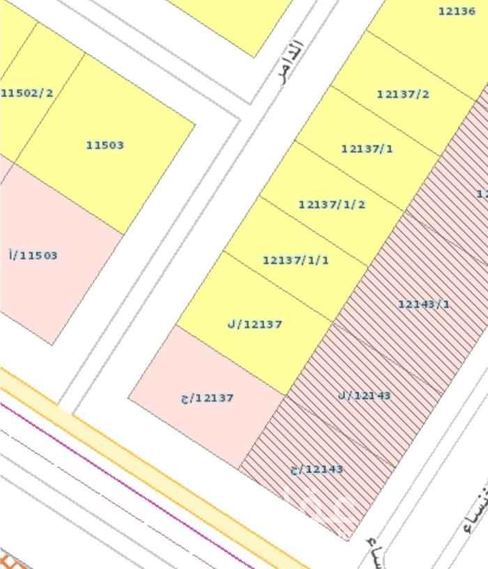 أرض للبيع في شارع الجلة ، حي هجرة لبن ، الرياض ، الرياض