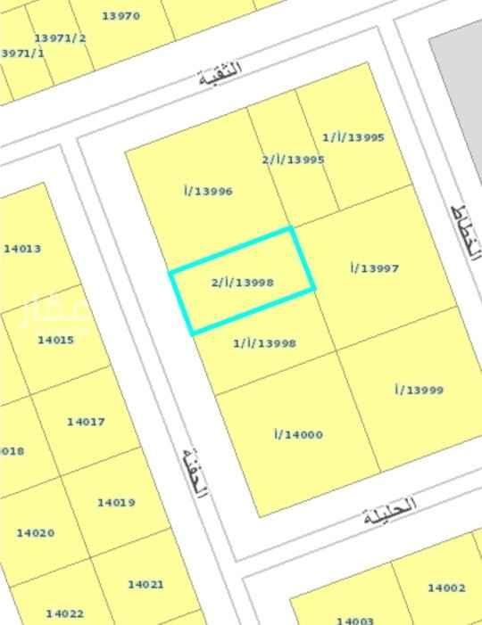 أرض للبيع في شارع الحفنة ، حي هجرة لبن ، الرياض ، الرياض