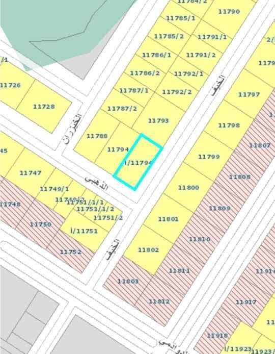 أرض للبيع في شارع الدوادمي ، حي لبن ، الرياض ، الرياض