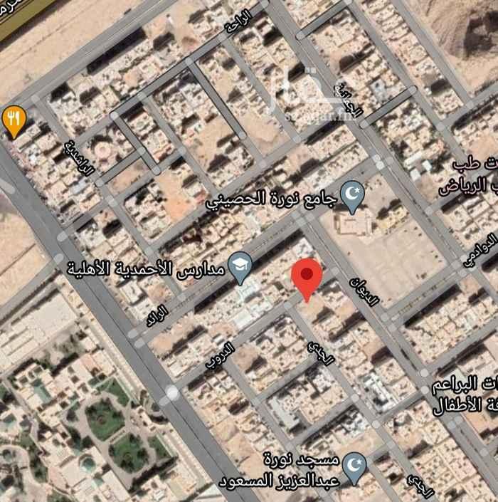 أرض للبيع في شارع الجدي ، حي هجرة لبن ، الرياض ، الرياض