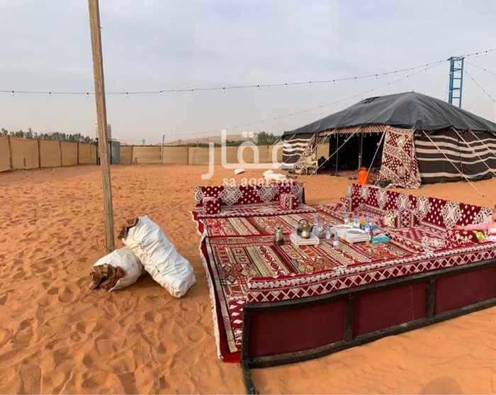 مخيم للإيجار في شارع مخرج 9 ، المزاحمية
