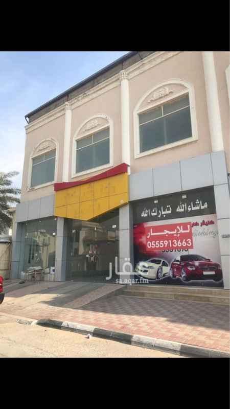 محل للإيجار في شارع عثمان بن عفان ، اليحيا ، الهفوف والمبرز ، الأحساء