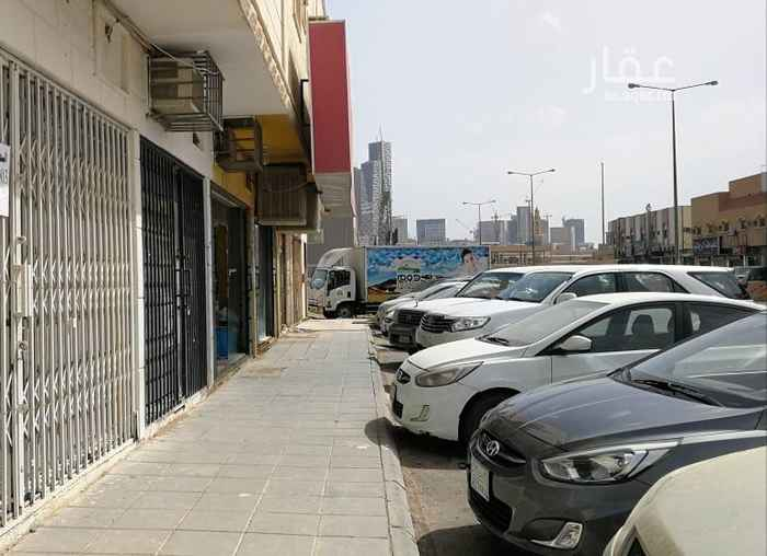 محل للإيجار في شارع قناة السويس ، حي العقيق ، الرياض
