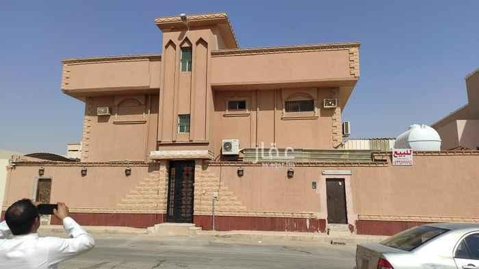 فيلا للبيع في شارع حسين بن مروان ، حي العريجاء الغربية ، الرياض ، الرياض